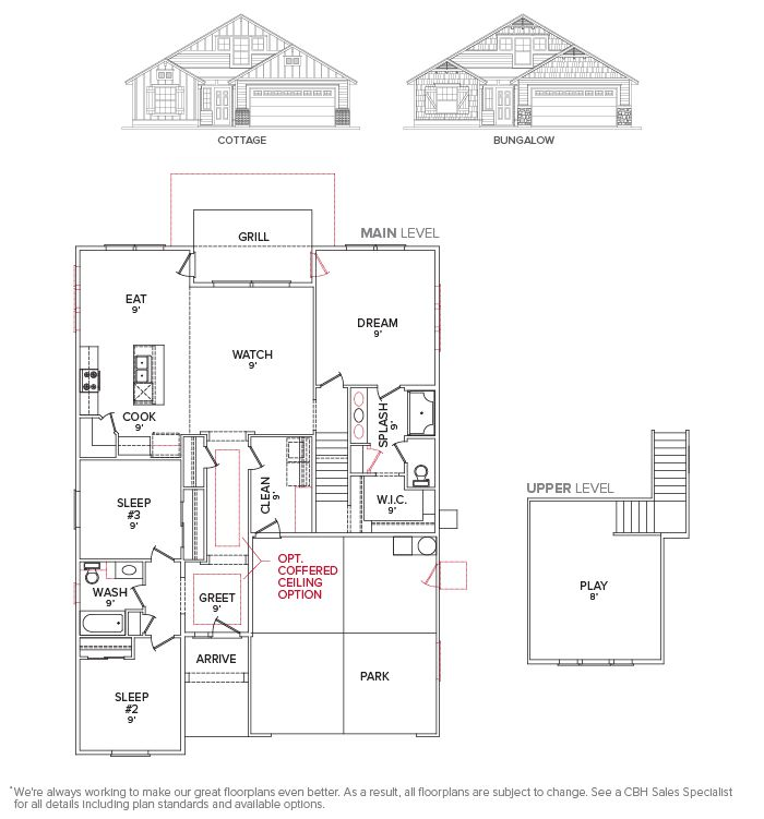 Floor plan capri bonus 137 000 to 190 000 signature for Capri floor plan
