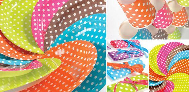 Decorazioni La vita a colori su VegaooParty