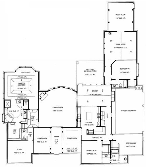 111 best floor plans images on pinterest
