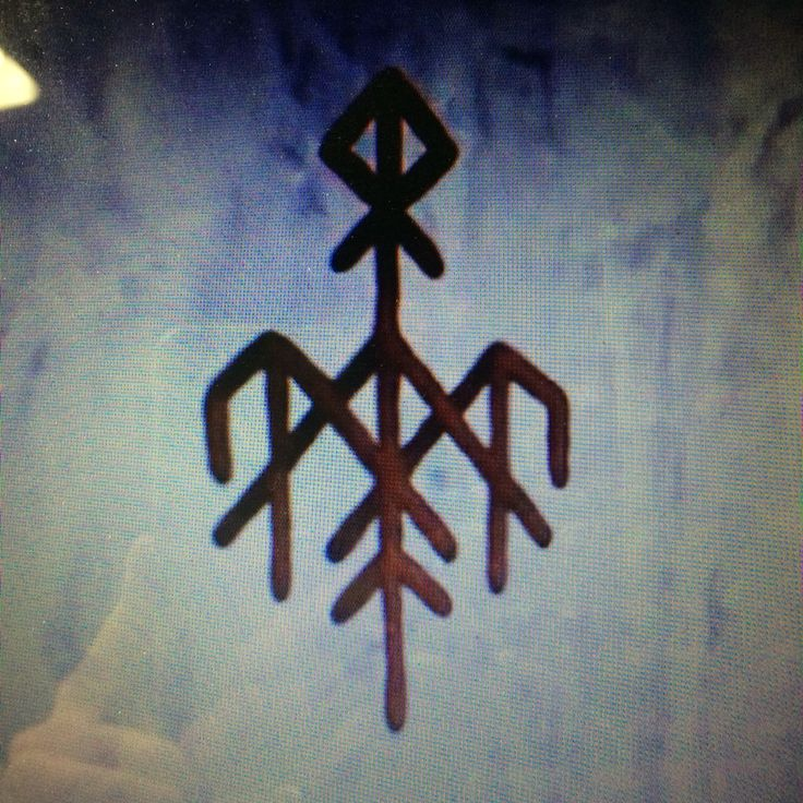Who knows the meaning of this rune?