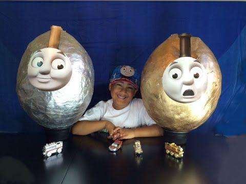 Giant Eggs, Thomas and Friends Toy Trains, Disney Cars Toys, Angry Birds Egg Surprise, Play Doh - http://insurancequindio.info/giant-eggs-thomas-and-friends-toy-trains-disney-cars-toys-angry-birds-egg-surprise-play-doh/
