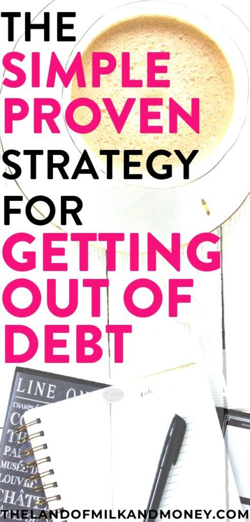 how to pay off your debt quickly