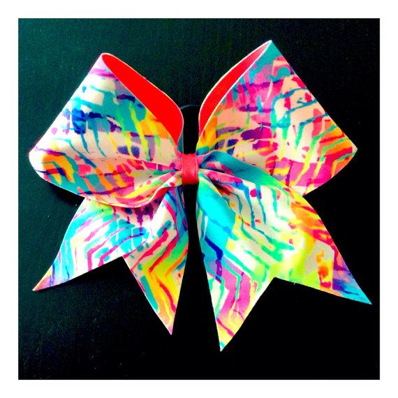 Superb 17 Best Images About Cheer Bows On Pinterest Big Bows Cheer Hairstyle Inspiration Daily Dogsangcom