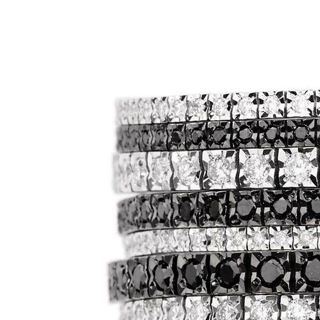 Bracciali tennis in oro e diamanti infinita eleganza.  #viewmybio #diamond #shoppingtrieste