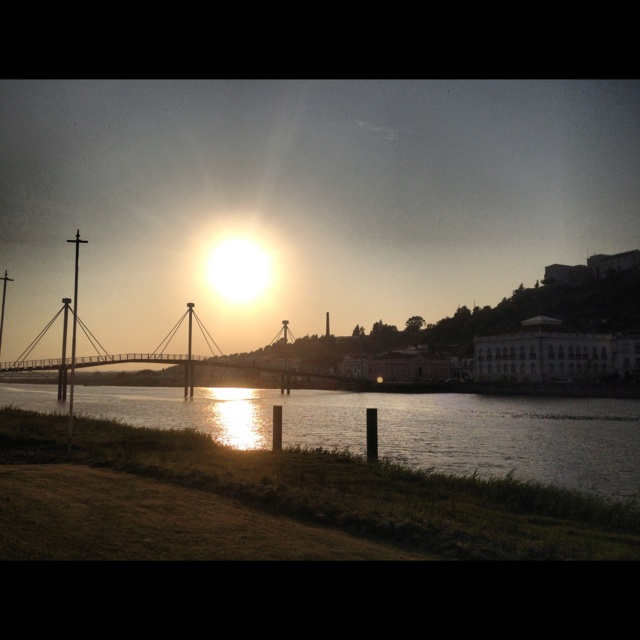 Ponte Pedonal Alcácer do Sal