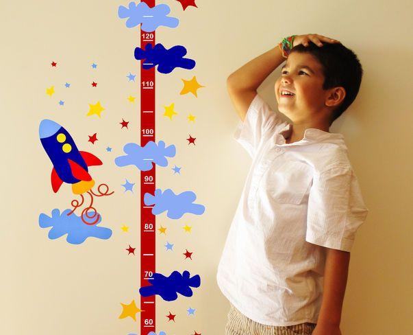 Zkrášlete pokoj svých dětí se samolepícími dekoracemi