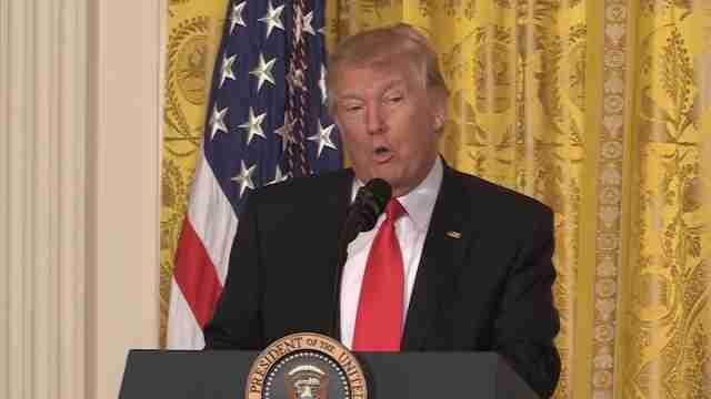 """Trump dice estar dispuesto a reunirse con Kim en """"circunstancias adecuadas"""""""