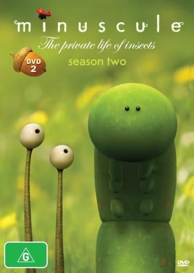Minuscule | Minuscule on DVD. Buy new DVD & Blu-ray movie releases from Booktopia ...