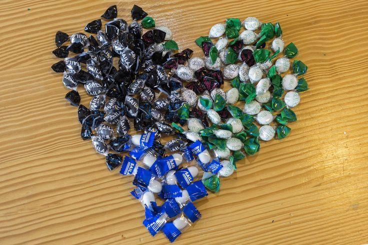 Saila: le caramelle dai mille gusti! Da oggi anche con estratto di Stevia!