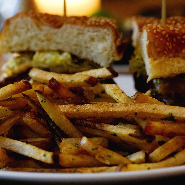 The Best French Fries in Louisville