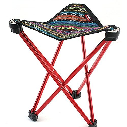 Classic Compact Triangular Chair For Camping  Auto Camping Chairs  Camping Products -- Click image to review more details.