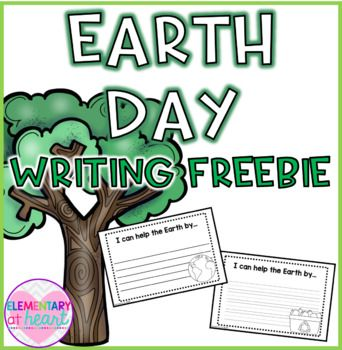 This product includes Earth Day Themed Printable Writing Pages for a Bulletin Board! This can be a fun bulletin board for April! Included: ● 3 Different Pictured Writing Prompts ● 2 Writing Prompts per page ( in primary and secondary lines) ● Available in BW