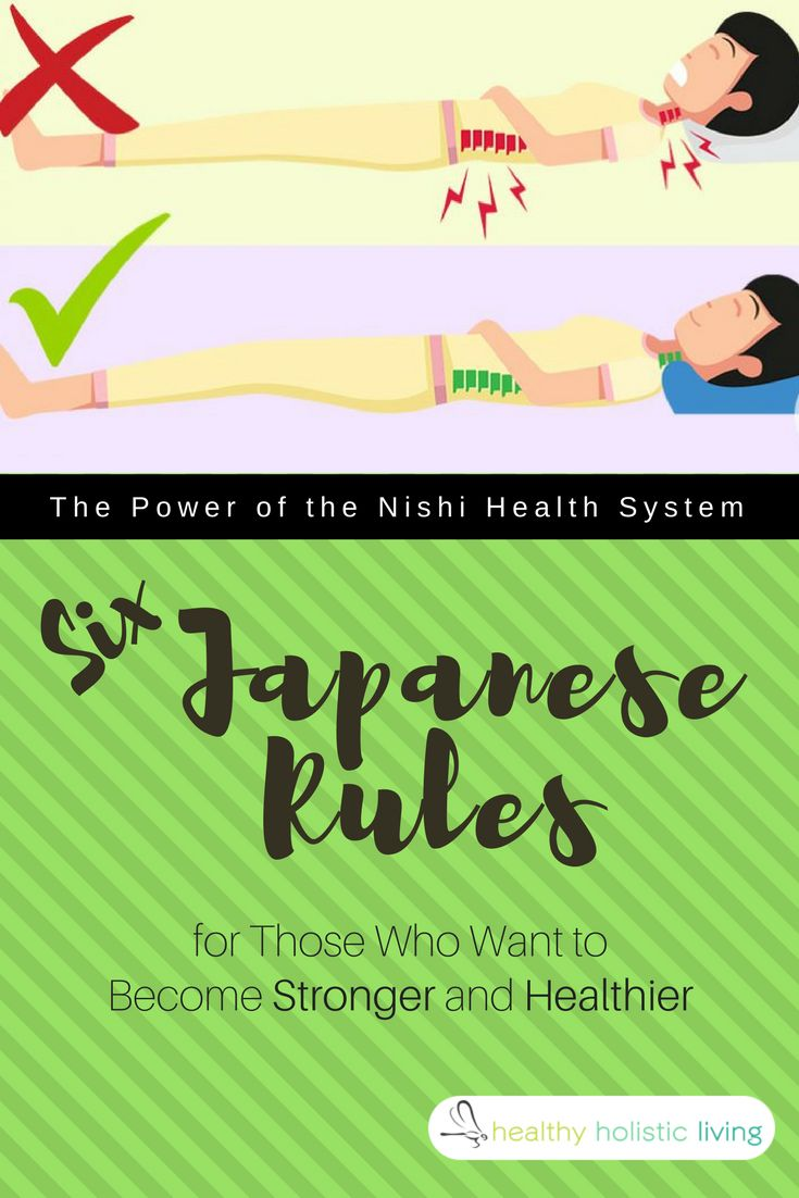 Learn About The Power of the Nishi Health System #japaneserules #nishi #longevity