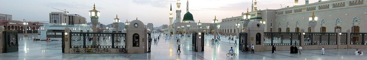 Green Dome #saudi arabiya #medinah
