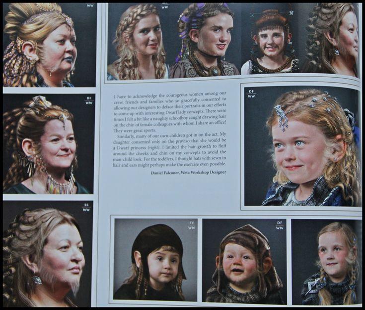 10 Best Dwarfen Ladies Images On Pinterest  Hobbit -4927