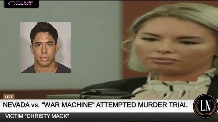 War Machine Trial Day 3 Part 2 (Christy Mack Testifies) 03/08/17