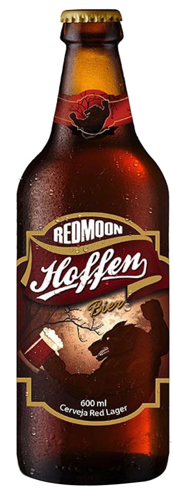 Premium Brands - Cervejas Especiais Hoffen Redmoon 600ml BRASIL