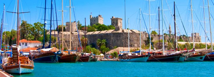 Discover magical Bodrum - Destinations, Culture & Attractions of Turkey