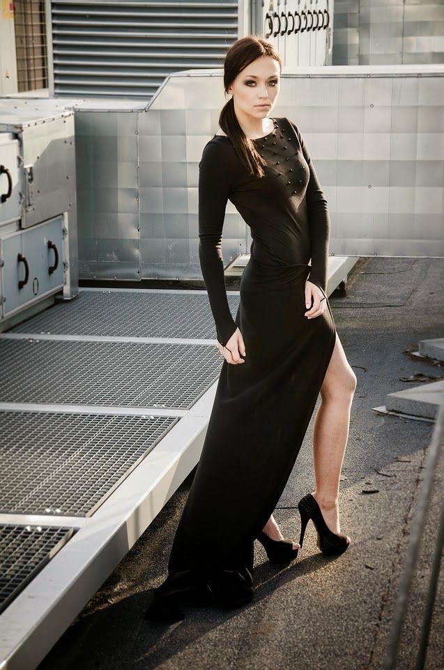 Fashion model: Angelika Palak photo: Kinga Liwak make up: Joanna Niedźwiecka