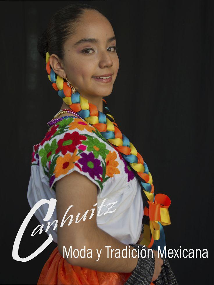 Traje de Huapango Hidalguense  Traje tradicional de la región huasteca del estado de Hidalgo