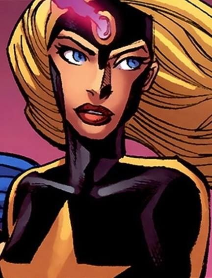 Darkstar - Laynia Petrovna (Earth-616) from Darkstar & the Winter Guard Vol 1 3
