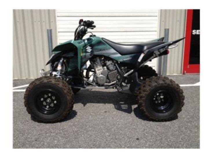 Used 2012 #Suzuki Ltz400 #Four_Wheeler_ATV in Decatur @ AtvStartup.Com