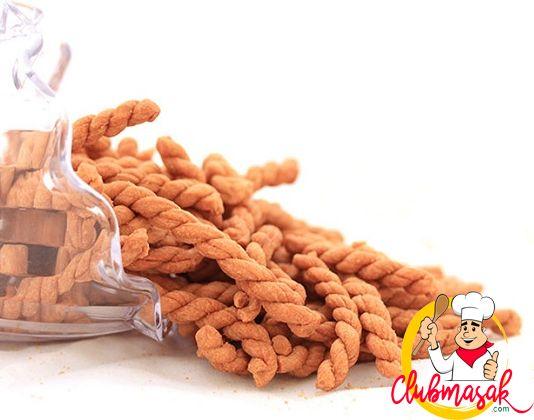 Resep Camilan dan Teh Herbal Kue Kepang Manis, Club Masak