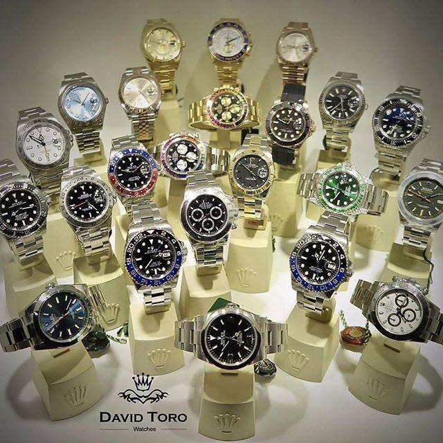 Shares Rolex Watches Collection Get men rolex watches fashion