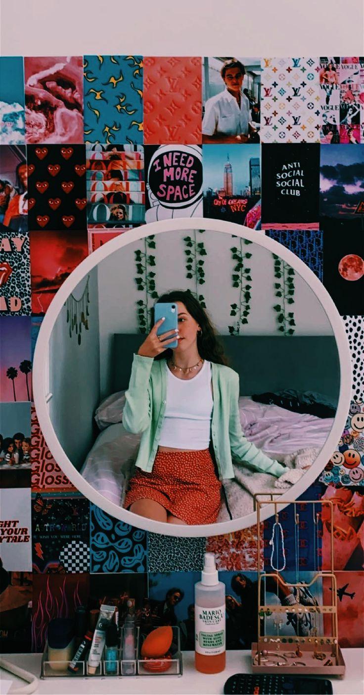 bedroom tik tok teen aesthetic bedrooms inspired follow indie dreamy
