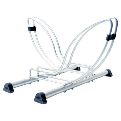 Delta Design 2 Bike Seurat Floor Stand & Reviews | Wayfair