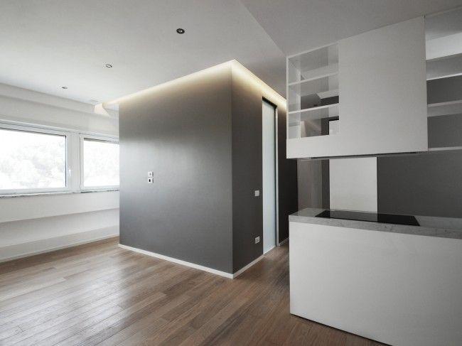 mini-loft apartment in Rome