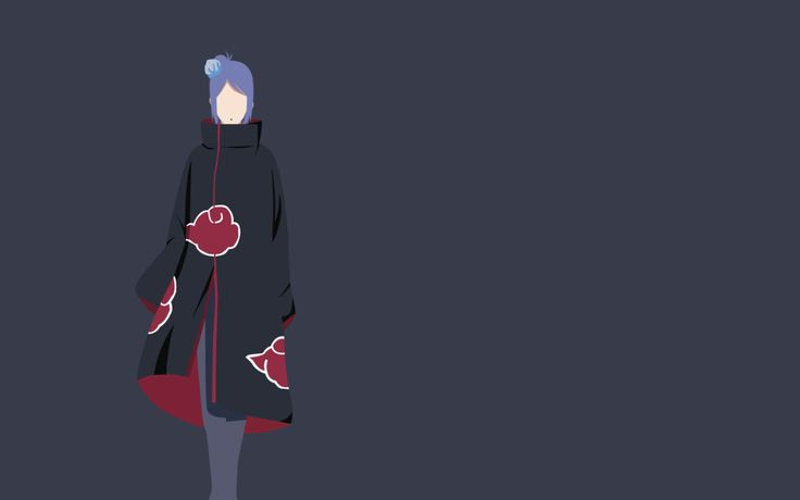 Konan - Naruto Shippuden by klydetheslayer on DeviantArt