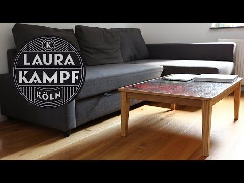 Laura´s Coffee Table - YouTube