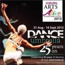 Dance Umbrella at Arts Alive