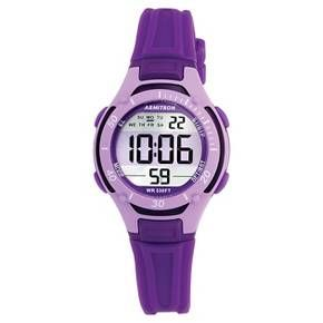 Women's Armitron® Pro-Sport Digital Watch - Purple : Target