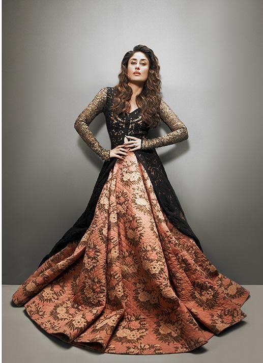 Kareena Kapoor for Femina in Sabyasachi