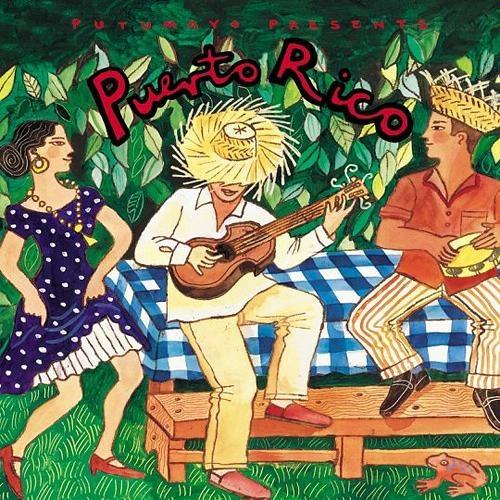 Cover of Putumayo CD