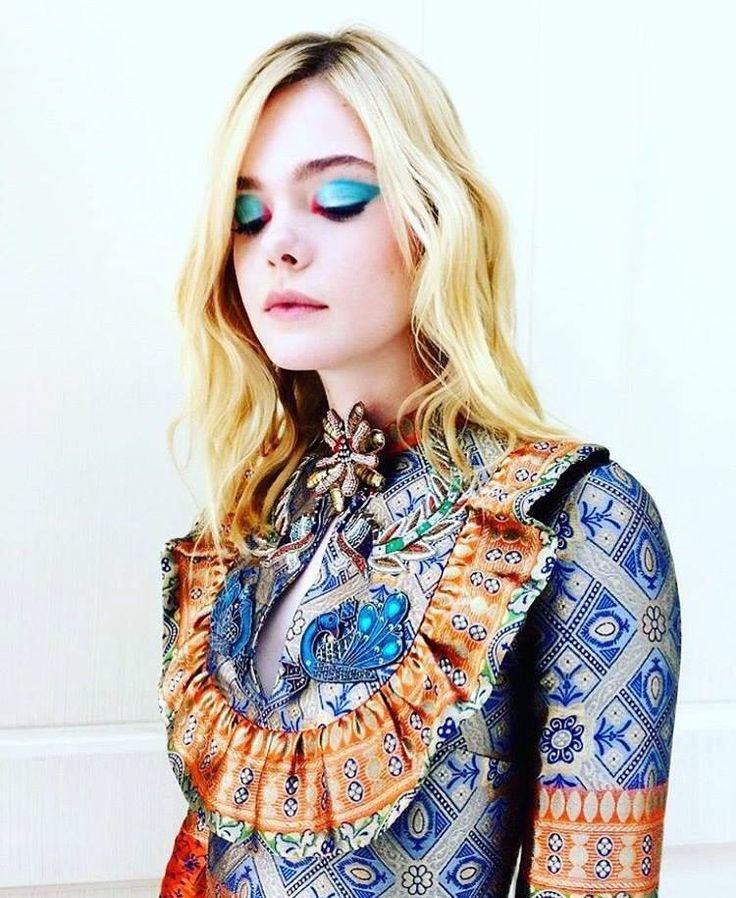 17 Best Images About Elle-fanning On Pinterest