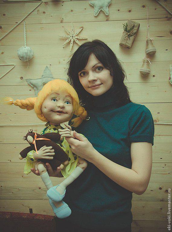 Acquista Il proprietario della sua casa - bambola fatta a mano, bambole Interior, Housing e interni, fascino