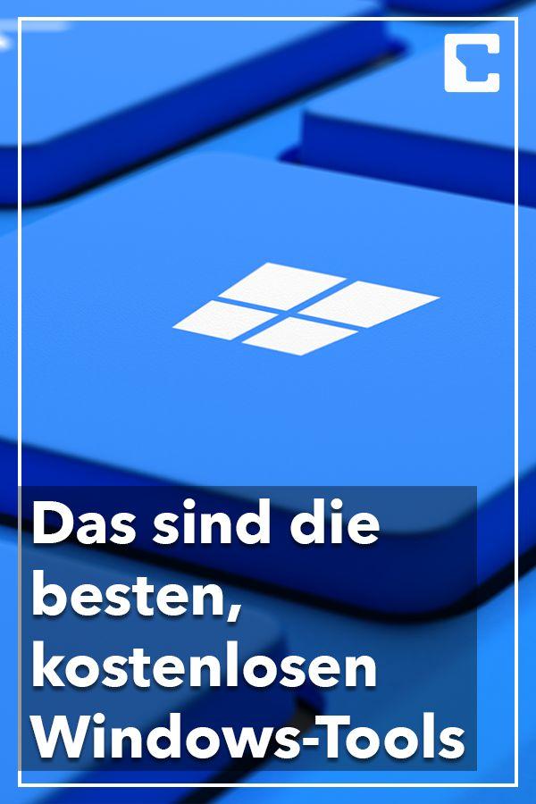 Windows Werkzeuge: Laden Sie diese Tools, bevor es zu spät ist
