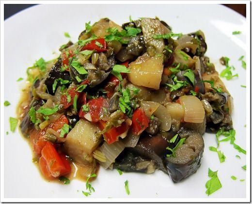 Ajapsandali is a favorite Georgian recipe 81