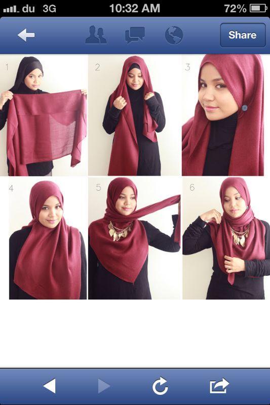 #hijab tutorial