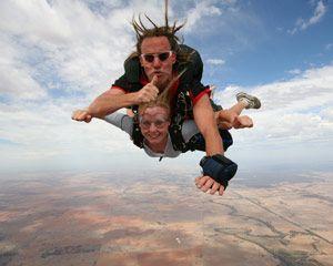 sexy sky divers | Skydiving, Weekend Tandem Skydive 15,000ft - Melbourne, Bendigo