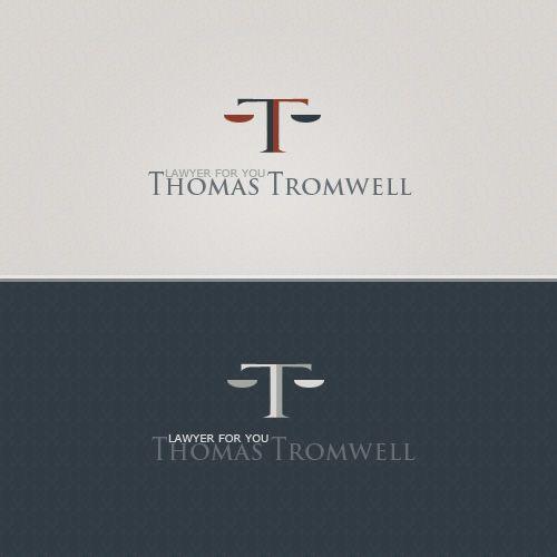 Lawyer Logo by lewkaART
