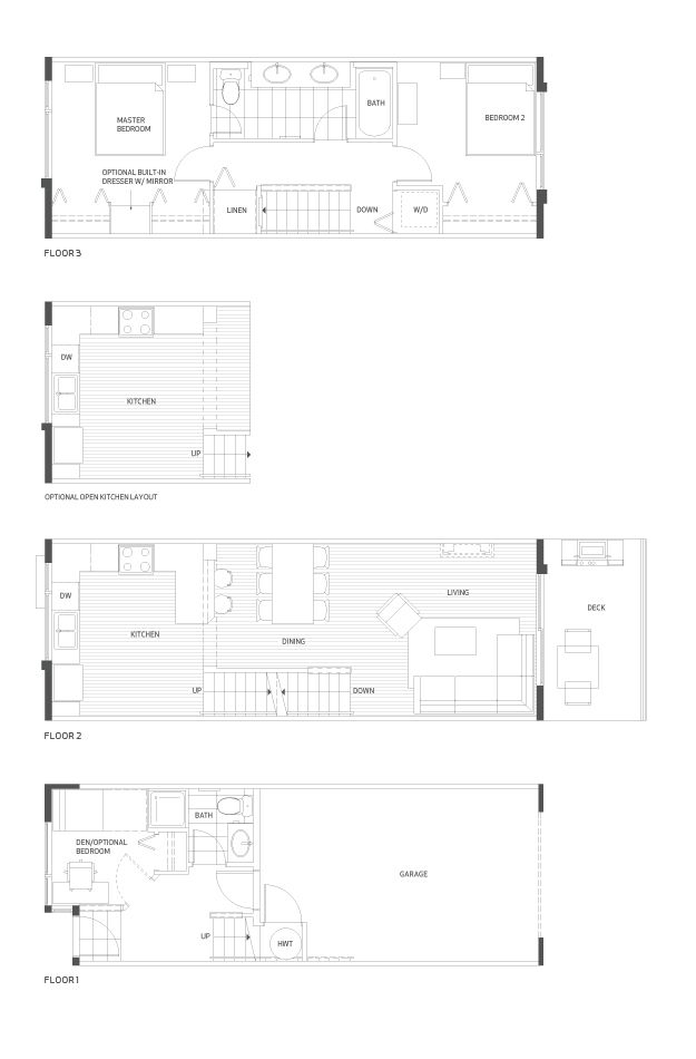 Breeze | Aeriel Collection | Floorplan