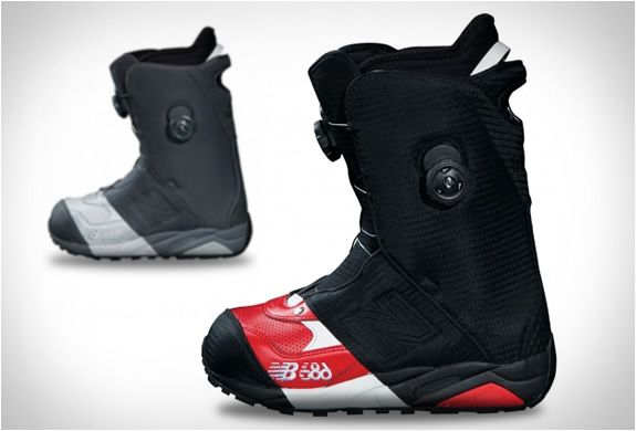 new balance snowboard boot