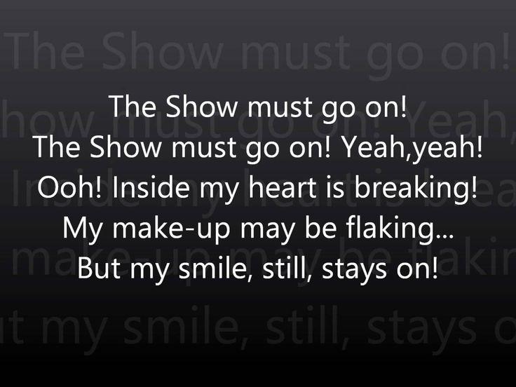 Best 25+ Queen lyrics ...