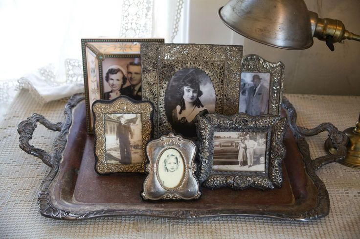 if you loved them, display their pictures in your home