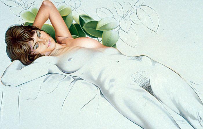Şafak Güneş Gökduman: 60'lardan Günümüze Mel Ramos ve Sanatı http://kolajart.com/wp/?p=378