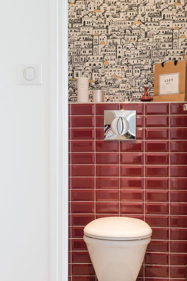 Les 135 meilleures images du tableau Papier peint • Toilettes sur ...